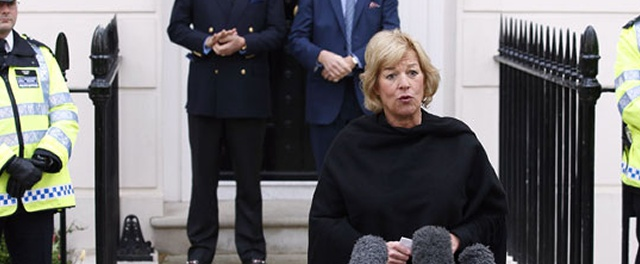Últimos preparativos para el funeral de Margaret Thatcher