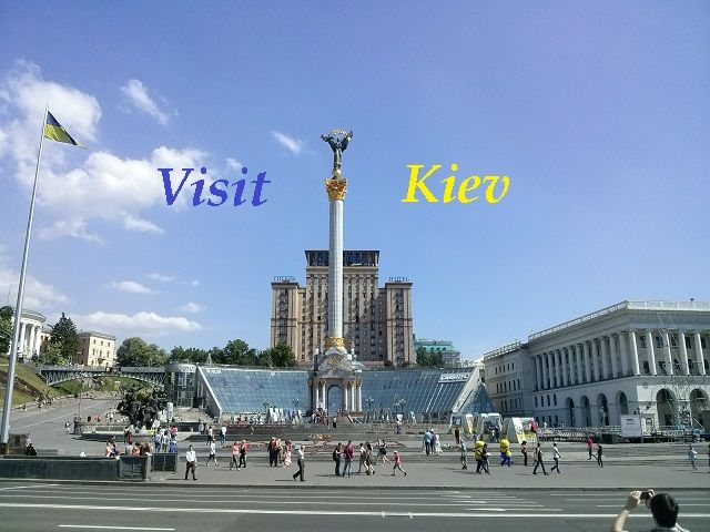 Really want to visit Kiev but don't know what to expect? Read my post to find out!  http://www.footprintsandmemories.com/2017/05/06/still-thinking-going-eurovision-kiev/