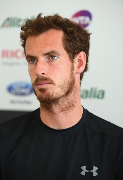 Andy Murray Leans On Kim Sears And Coach Amelie Mauresmo To Get Through French Open 2015: World Number 3 Faces Rafael Nadal And Novak Djokovic - http://imkpop.com/andy-murray-leans-on-kim-sears-and-coach-amelie-mauresmo-to-get-through-french-open-2015-world-number-3-faces-rafael-nadal-and-novak-djokovic/