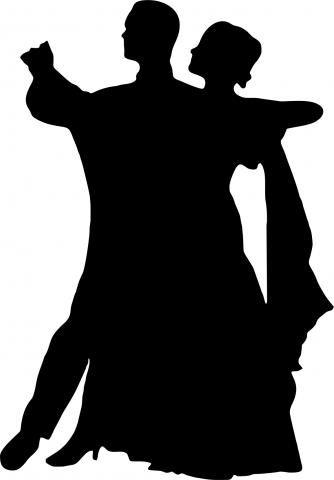 tanečnice silueta - Hledat Googlem