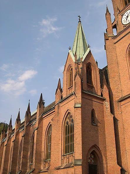 Bragernes Kirke - Drammen, Norway