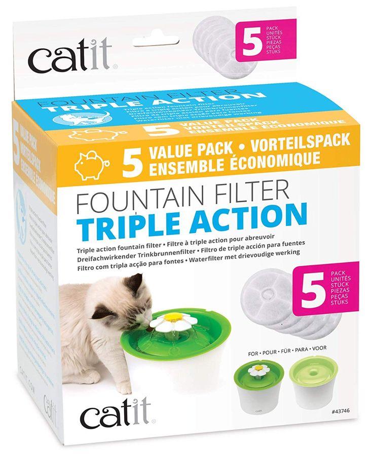 Catit 43746 20 triple action water softener amazonca