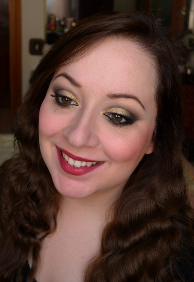 Trucco autunnale con Aurum di Nabla Cosmetics   Make up Pleasure