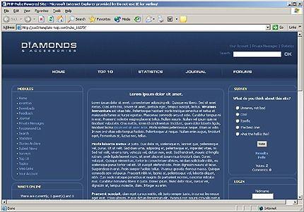 New templates are online - www.titantemplates.com
