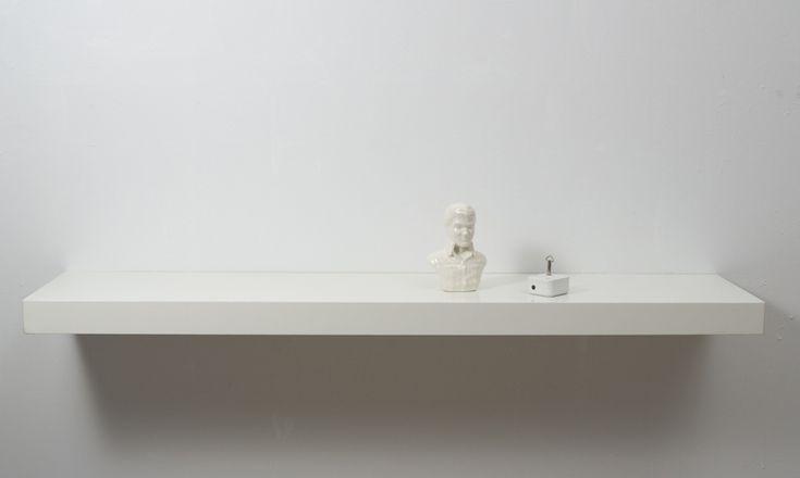 Untitled (elvis) (2011), 43 x 10