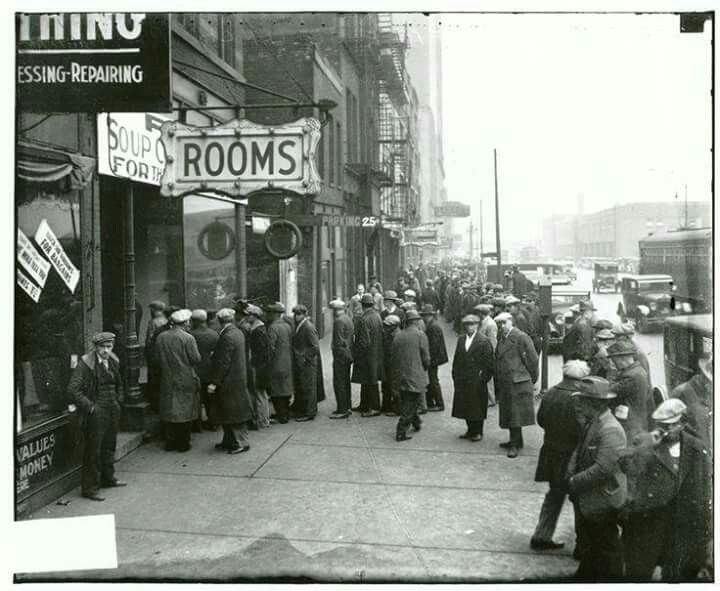 Al Capone 39 S Soup Kitchen On State Street 1930 Chicago History Pinterest Us States Al
