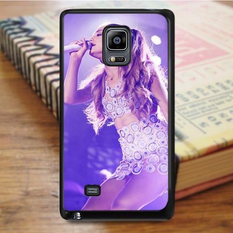 Ariana Grande Singer Beautiful Show Samsung Galaxy Note 3 Case