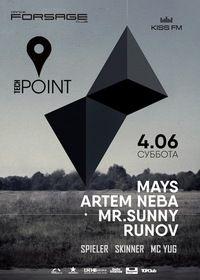 04.06 Tech Point. Mays, Artem Neba, Mr.Sunny