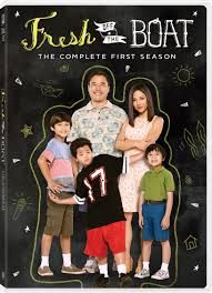 On DVD this week from 20th Century Fox Home Entertainment comes the newest successful television show that's FRESH OFF THE BOAT. http://moviemaven.homestead.com/portfolio.html