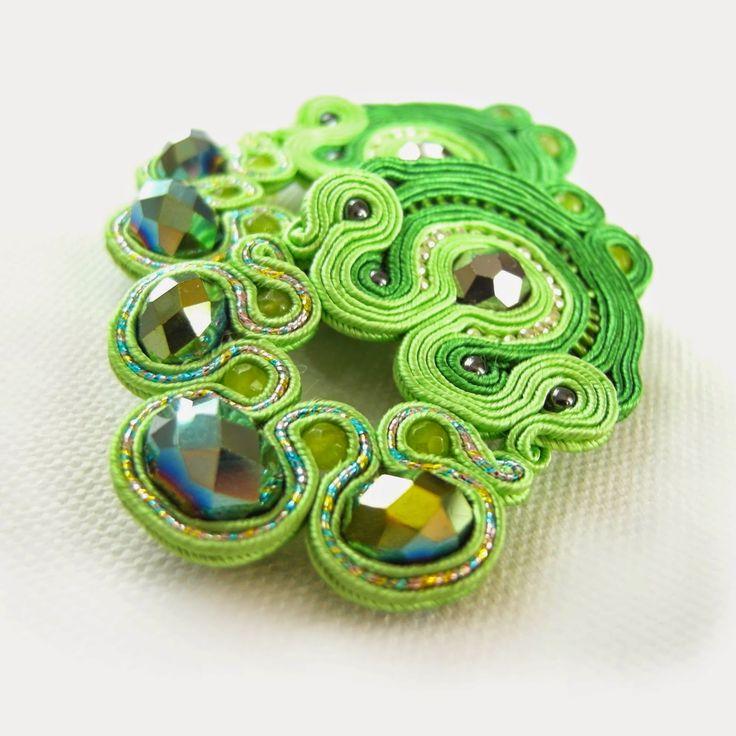 Pracownia biżuterii artystycznej EmiLa: Kiwi