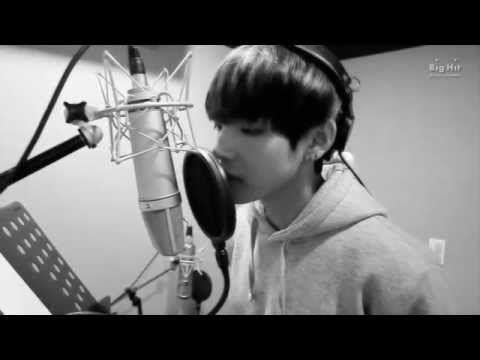 안아줘 (Hug me) performed by V, j-hope - YouTube. His voice is just WOW