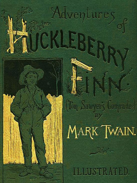 an analysis of hucks decisions and ideas in mark twains novel the adventures of huckleberry finn Huckleberry huck finn is a fictional character created by mark twain who first  appeared in the book the adventures of tom sawyer  the best example of this  is his decision to help jim escape slavery, even though he  the idea in the south  that one who tries helping a slave escape will be sent to eternal punishment.