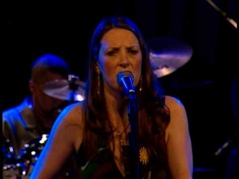 """The Soul of a Man""-Susan Tedeschi.....she's takes ya to church with this one."