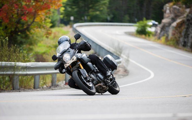 Suzuki V-Strom 1000 ABS SE: Un essai en trois temps - Suzuki Double Usage 2015 - Moto Journal