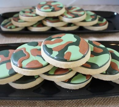 Toy Soldier Party, Camo Party, Army party, Nerf Wars Party, Soldier Party, Solder Party Ideas, Camo Party Ideas, Outdoor Party Ideas, Boy party Ideas, Army Party Ideas, Nerf War Party Ideas, Soldier Dessert Table Ideas, Camo Cookies, Camo Cookie Ideas