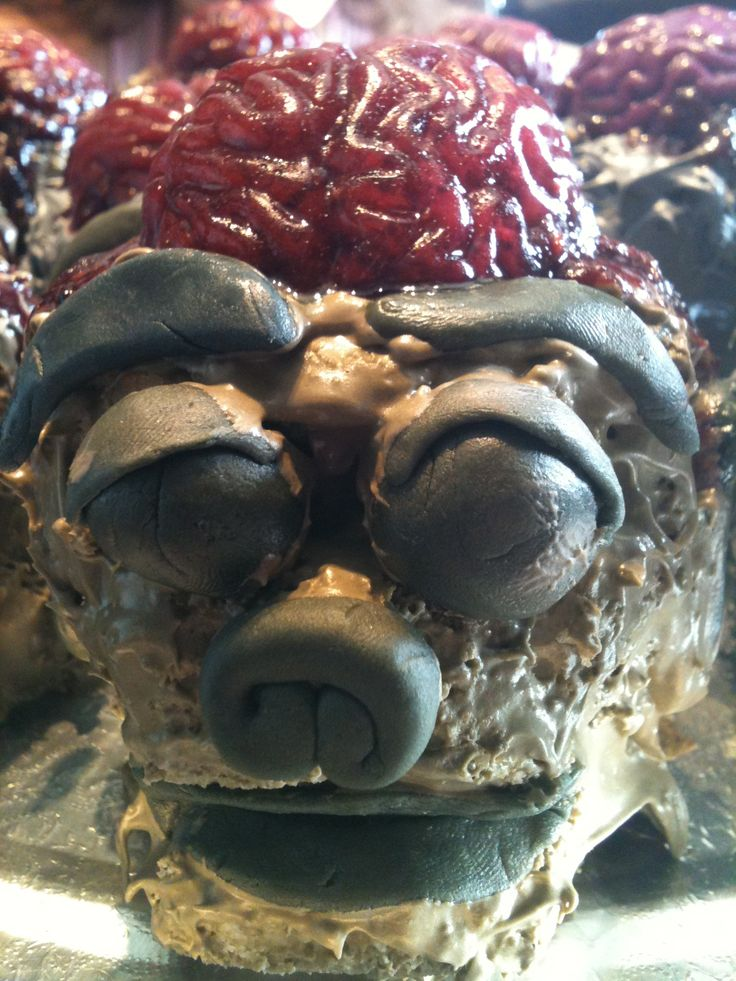 Indiana Jones Birthday Cake...mmm monkey brains for Uncle Gregg