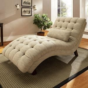 This is the chaise I want in the library of my dream house!