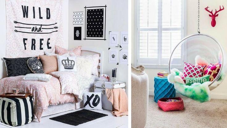 Ideas para recámaras de jovencitas! / Ideas for teenage girl bedrooms!