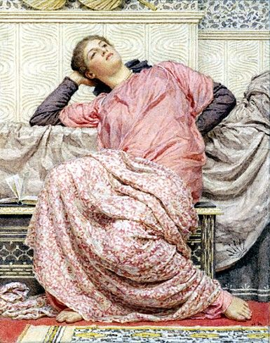 Albert Joseph Moore - An Open Book - Albert Joseph Moore - Wikipedia, the free encyclopedia