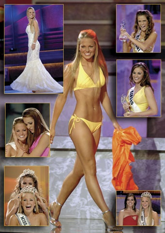 Miss Wisconsin USA 2005 Fighting For Her Life