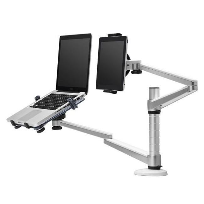 Newstar NOTEBOOK-D300 - NewStar Swivel Arm for Tablet & Laptop, Tilt/Swivel,...