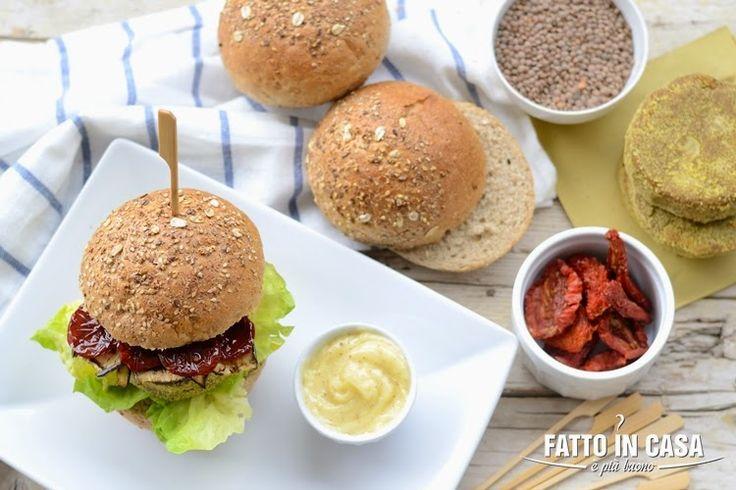 Fatto in casa è più buono!: Summer Veggie Burger