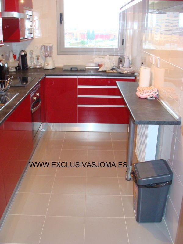 Muebles de cocina en el nuevo tres cantos en la - Muebles de cocina madrid ...