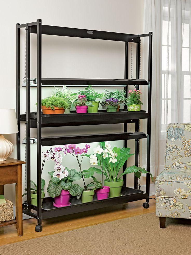 Micro Grow Light Garden Indoor Herb Garden Gardening