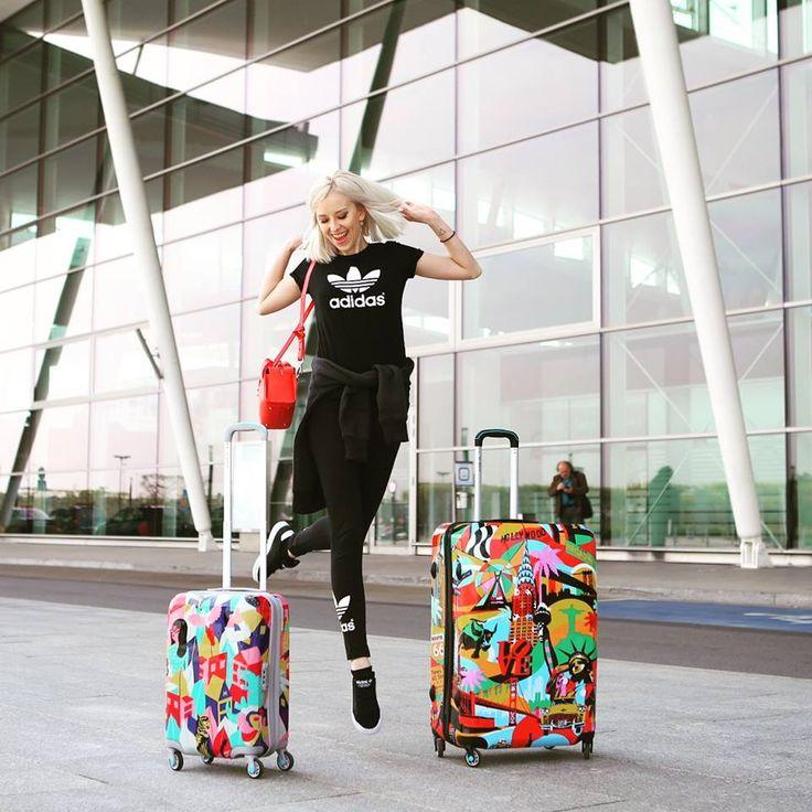 MERIWILD <3 z naszymi walizkami Looking Around i Lobo American Way! https://bgberlin.pl/index.php/produkt/walizka-mala-looking-around/   https://bgberlin.pl/index.php/produkt/walizka-duza-lobo-american-way/