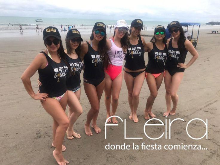 #BeachBachelorette #Playa #Arena #CamisetasPersonalizadas #DespedidadeSoltera #Bride #Squad #Hubby #Bubbly #CustomMade #Summer #Verano