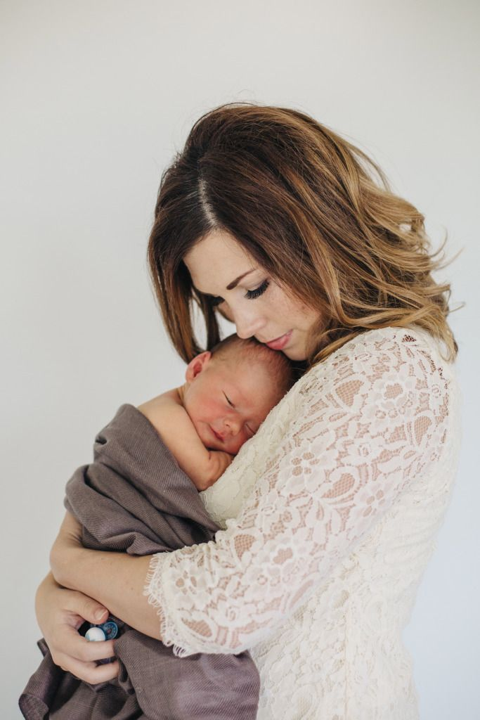 Newborn + Family Pictures - Southern Made Blog