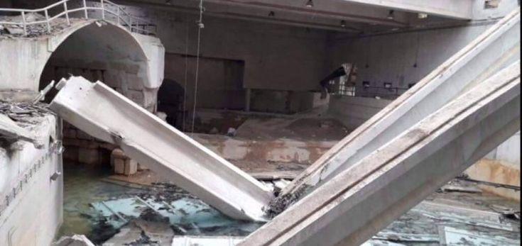 Le régime Assad détruit la source d'eau potable Aïn al-Fijé et viole plusieurs principes du droit international