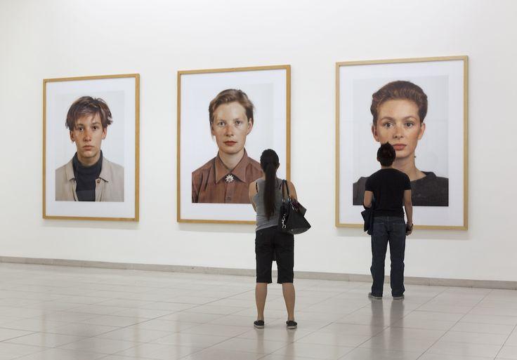 Thomas Ruff - Exposition à Madrid, 2013