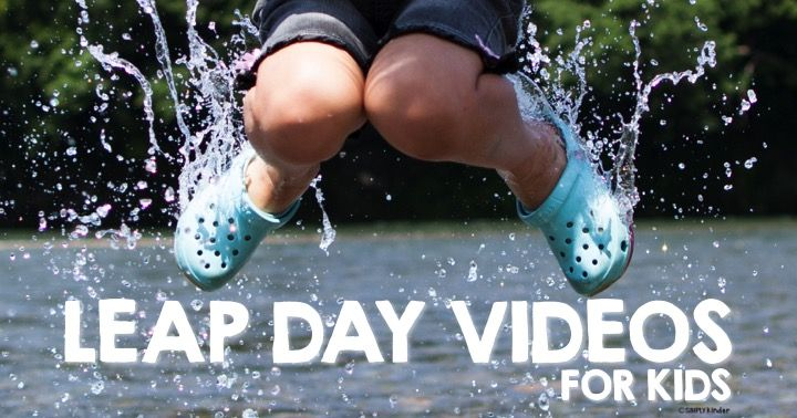 A listing of Leap Year videos for kids. Great for classroom learning and early childhood appropriate.