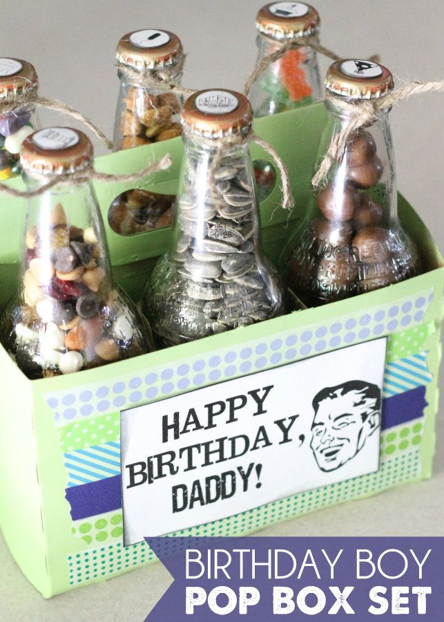 Love this idea for Father's day, too! Happy Fathers Day, Pop! free printables