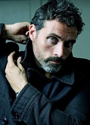 Rufus Sewell by Chris McAndrew