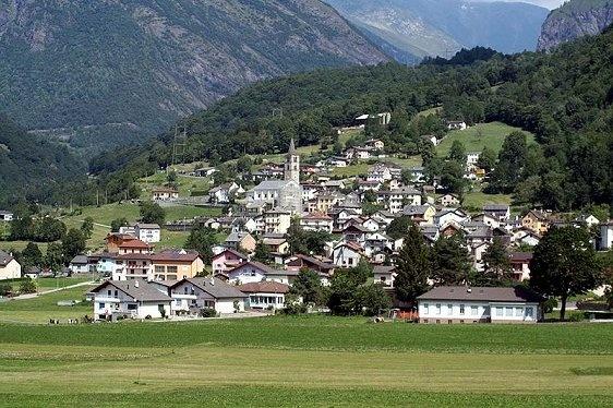 Blenio, Ticino, Switzerland
