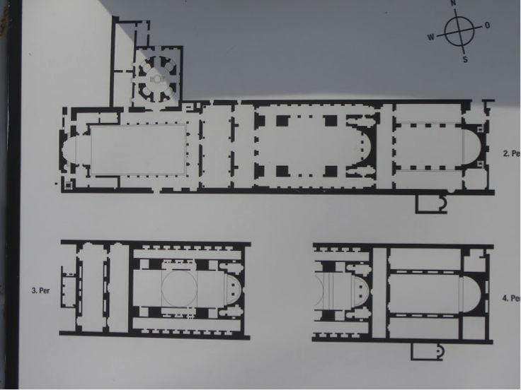 Efes Konsil Kilisesi Sütunlarla birbirinden ayrılmış üç nefli, doğusunda ve batısında apsisi olan bir bazilikadır. Side bazilikasındaki gibi pastoforion hücreleri vardır. 6. Yy yapısında vaftizhanede de görülmektedir.