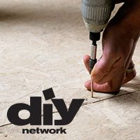 These steps from DIY Network explain how to remove a popcorn ceiling using a texture scraper.