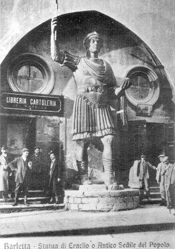 casolaro point barletta statue - photo#2