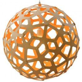 David Trubridge Coral Pendant Light