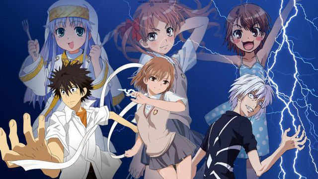 This is 'Magical Index Library' from China you're looking at... NOT 'A Certain Magical Index' - http://sgcafe.com/2013/07/magical-index-library-from-china-not-a-certain-magical-index/