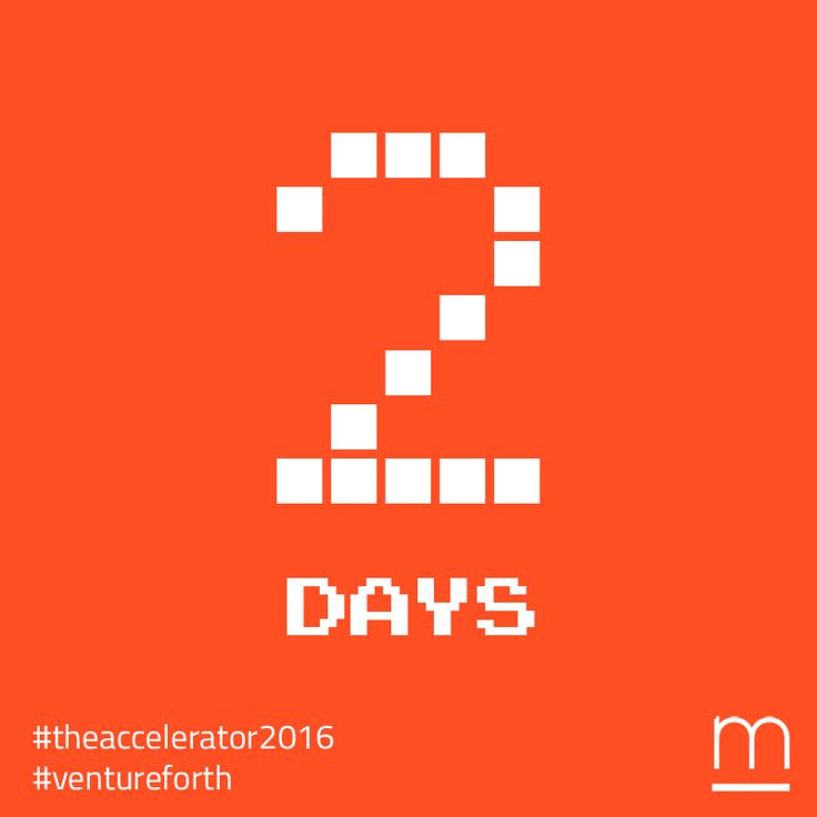 Only 2 days left to join #TheAccelerator2016 – Submit your amazing #tech company at: http://metavallon.org/the-accelerator/