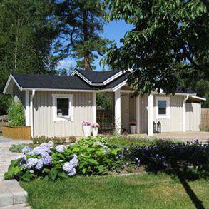 Stens små hus, ritningar på friggebodar och andra små hus