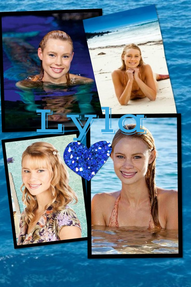 Lyla from Mako Mermaids  I do not own any of these images