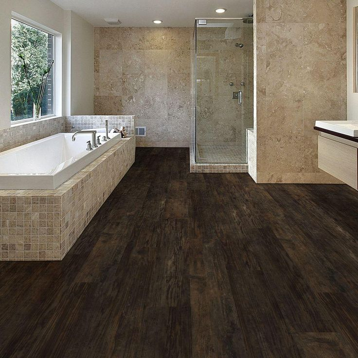 Trafficmaster allure ultra wide 8 7 in x 47 6 in rustic for Clarksville flooring