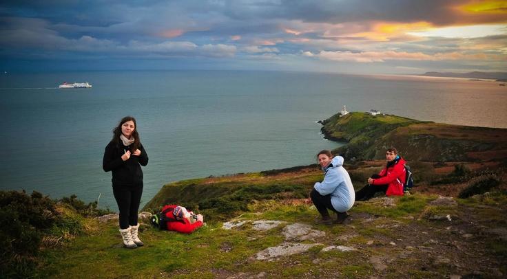 Howth Summit, Ireland - http://www.dianora.ro/2012/11/city-break-in-dublin-irlanda-3-zile.html