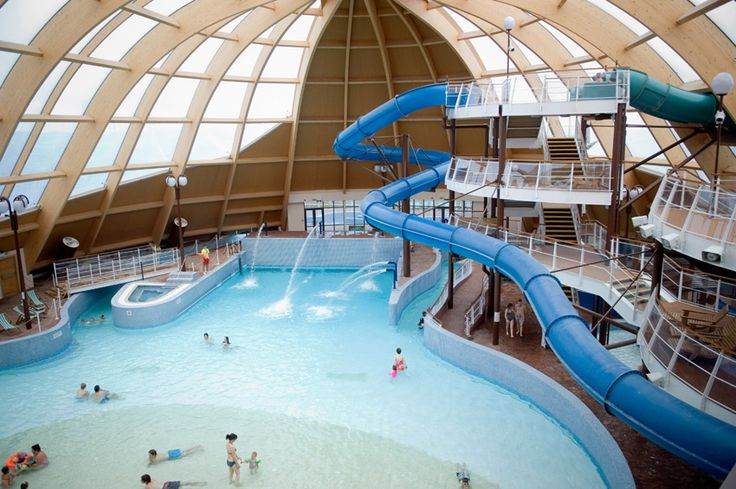 The Blue Lagoon Narberth Pembrokeshire Wales An Indoor Waterpark