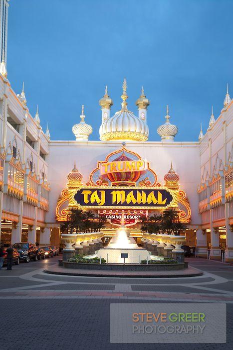 Trump Taj Mahal Casino Resort, Atlantic City, New Jersey