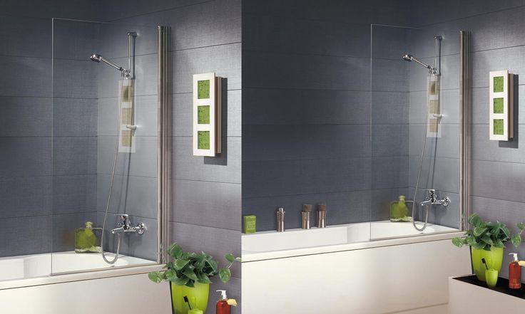 Pare baignoire npb1 jacuzzi avec 1 volet pivotant bathroom pinterest jacuzzi - Meuble sdb ontwerpen ...
